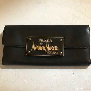 PRADA For Neiman Marcus 1907-2007 Annv. Wallet